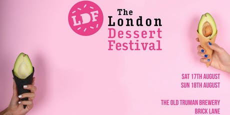 The London Dessert Festival tickets