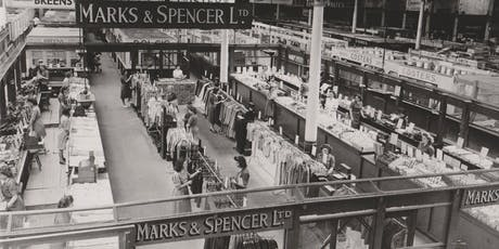 Coupons, Quality and Civilian Clothing: M&S in the 1940s.   tickets