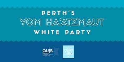 Yom Ha'atzmaut White Party