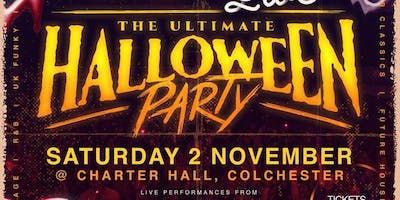 SHOW ME LOVE @  COLCHESTER -HALLOWEEN PARTY! DJ LUCK & MC NEAT- PIED PIPER