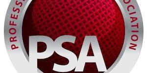 PSA Ireland May Event