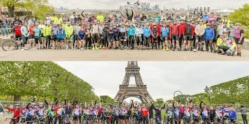 The London to Paris 24 Hour Sportive 2020 #L2P24