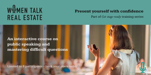 Present yourself with confidence & master difficult questions, 1 October