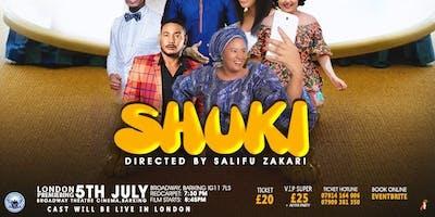Shuki London Movie premiere, July 5th