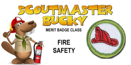 Fire Safety Merit Badge - Class 2019-07-17 - Wednesday AM - Scouts BSA tickets