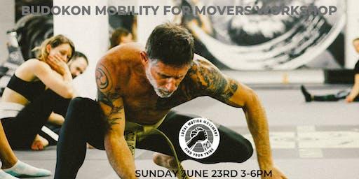 Cameron Shayne - Budokon Mobility for Movers