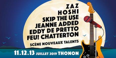 Montjoux Festival #23 billets