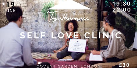Self Love Clinic tickets