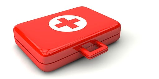 First Aid At Work 3 Day Course - Training - Lochgilphead