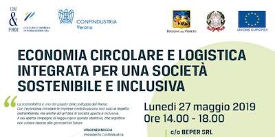 Workshop Gratuito - Economia circolare
