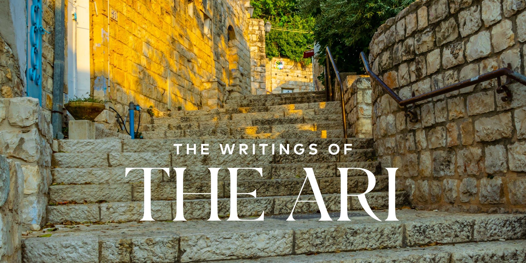 Die Schriften des Ari (Livestream)