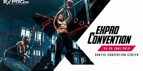 ExPRO Fitness Convention tickets