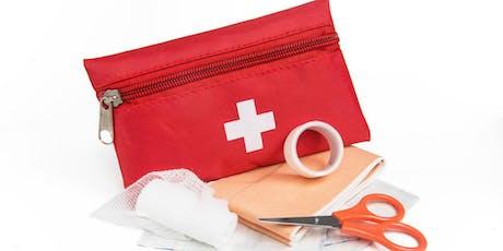 Emergency First Aid at Work - Training - Lochgilphead tickets