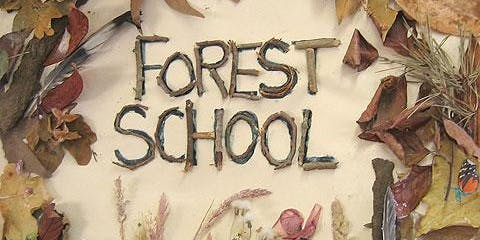 Forest School Level 1 training