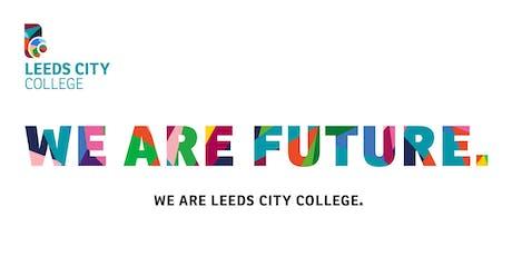 Leeds City College Parents' Information Event tickets