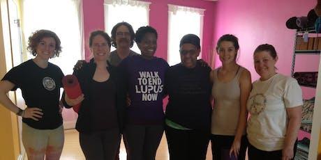 FREE Community Yoga Classes tickets