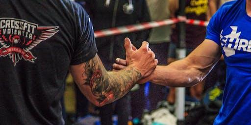 CrossFit Volentia Same Sex Pairs 2019