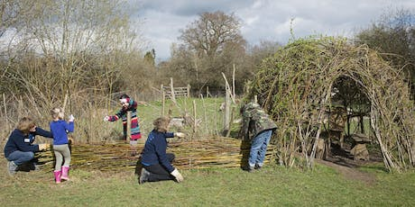 Willow weaving workshop at RSPB Fen Drayton Lakes tickets