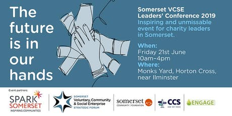 Somerset VCSE Leaders' Conference 2019 tickets