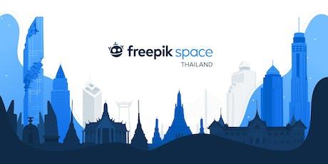 Freepik Space Thailand tickets