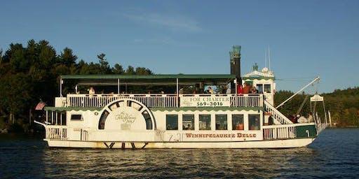 Cruise on the Winnipesaukee Belle