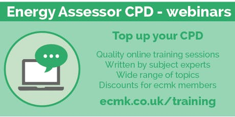 Secondary Heating - CPD Webinar tickets