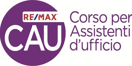 L'Assistente d'Ufficio RE/MAX - MILANO biglietti