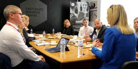 Last Thursday Business Brunch - Health & Wellbeing tickets