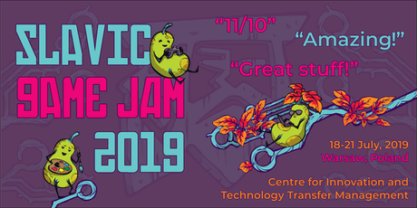 Slavic Game Jam 2019 tickets