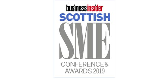 Business Insider and Scotland Can Do Scottish SME Conference 2019