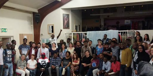 Cornerstone Refugee Education Project (Caritas Salford) - Refugee Dine With Me
