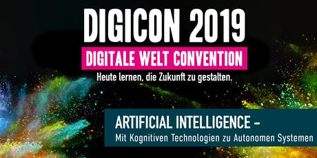 DIGICON 2019 Tickets