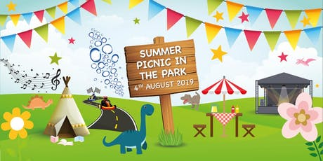 Big Jam Sandwich - Summer Picnic In The Park tickets