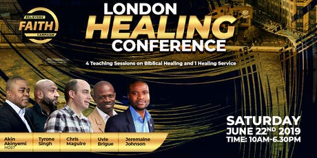 London Healing Conference 2019 tickets