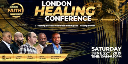 London Healing Conference 2019