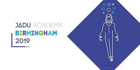 Jadu Academy - Birmingham 2019 tickets