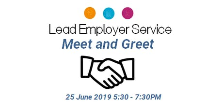 StHK Lead Employer Service Meet and Greet tickets