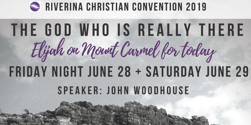 Riverina Christian Convention