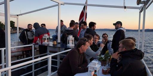 NDC Oslo 2019 Oslofjord Cruise