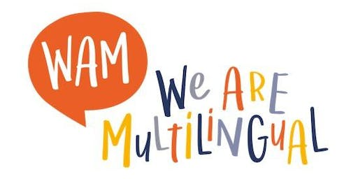 We Are Multilingual - website launch event