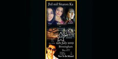 The Bollywood Experience - Jhilmil Sitaron Ka tickets