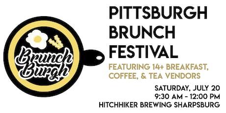 BrunchBurgh: A Pittsburgh Brunch Festival tickets