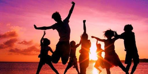 Dancing unto God for Healing