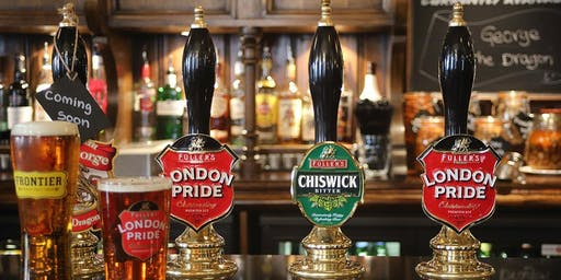 Beer and Gin History London Pub Free Tour