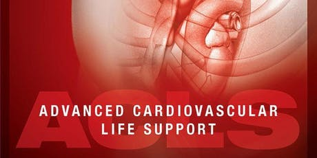 ACLS (Advanced Cardiovascular Life Support) tickets