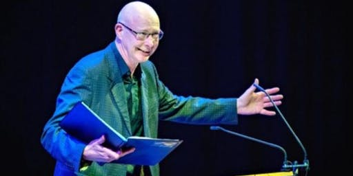 An Evening with Poet Keith Hutson