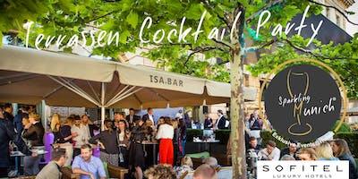 Terrassen Cocktail Party @Sofitel München Bayerpost