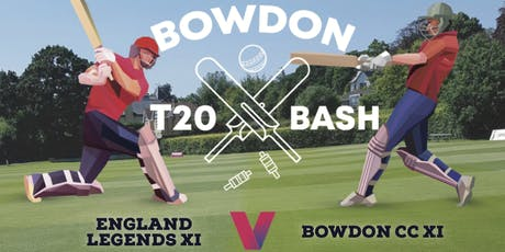 Bowdon T20 Bash tickets