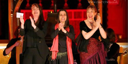 Stroud Green Festival 2019: Celebrating Women! Music brought to life!