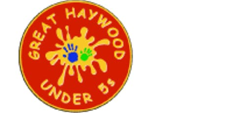 Fundraising Ride for Great Haywood Under 5's Playgroup tickets